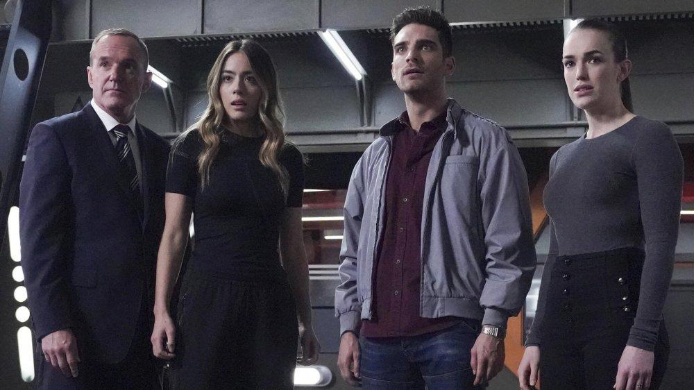 S.H.I.E.L.D. cast