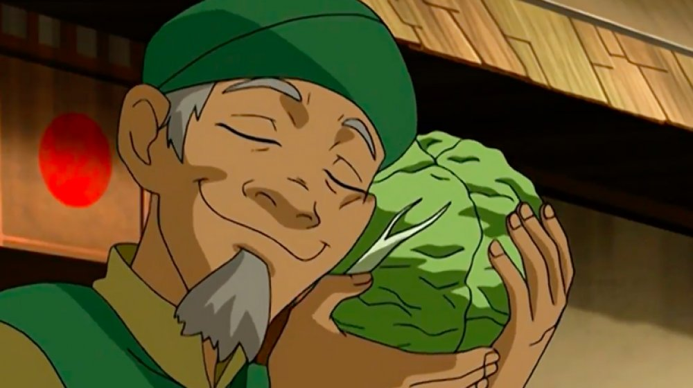 Non-Bender, Cabbage Vendor