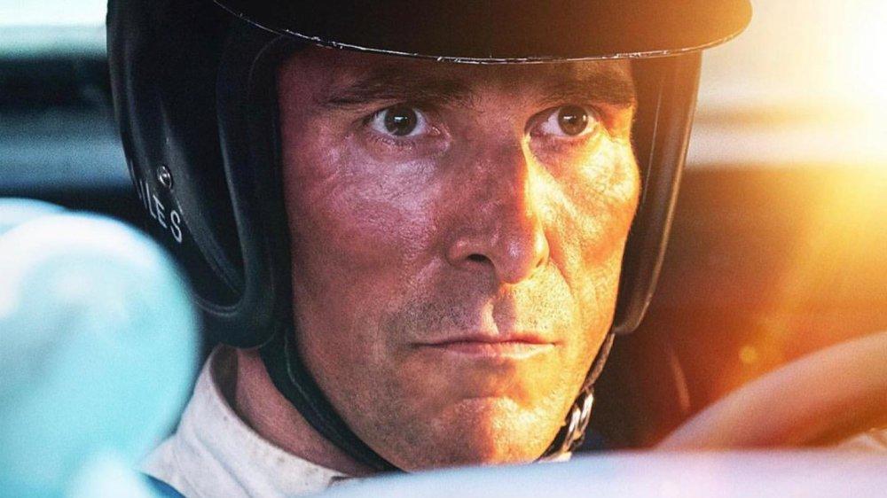 Christian Bale as Ken Miles in Ford v Ferrari