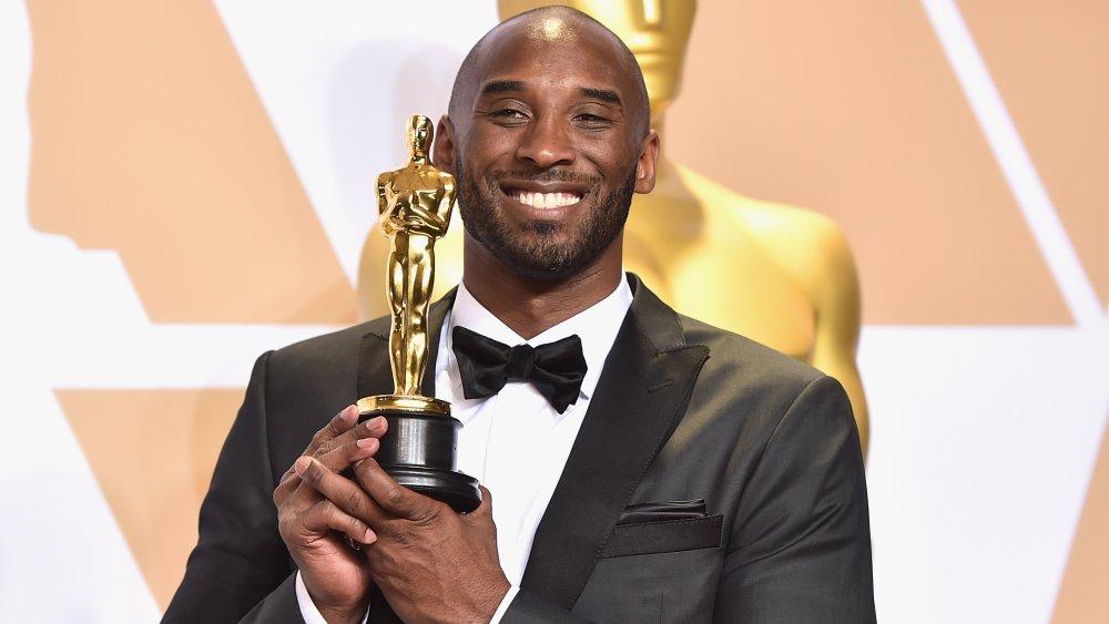 Kobe Bryant at 2018 Oscars