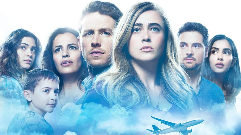 The cast of NBC's Manifest in a season one promotional still