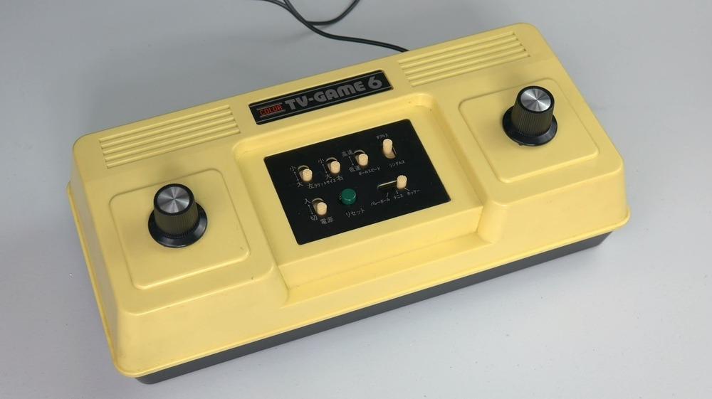 Game 6 yellow