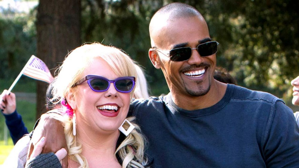 Who whos moore dating shemar Does Shemar