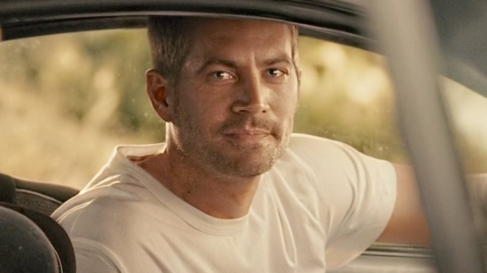 Paul Walker Fast and Furious final scene