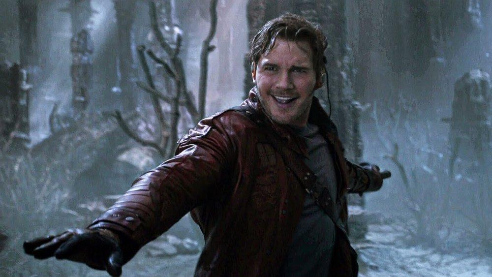 Chris Pratt as Star-Lord in Avengers: Endgame