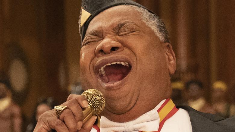 Coming 2 America's Oha sings