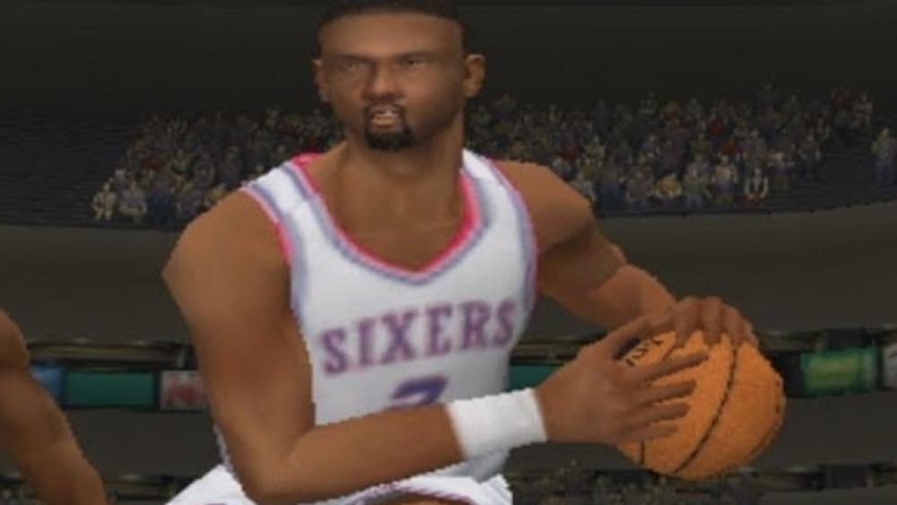 NBA 2k2 gameplay