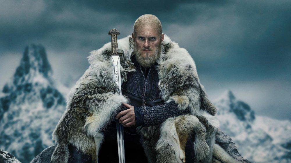 Alexander Ludwig as Bjorn Lothbrok on Vikings