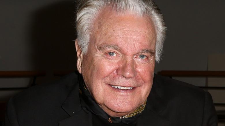Robert Wagner at book signing