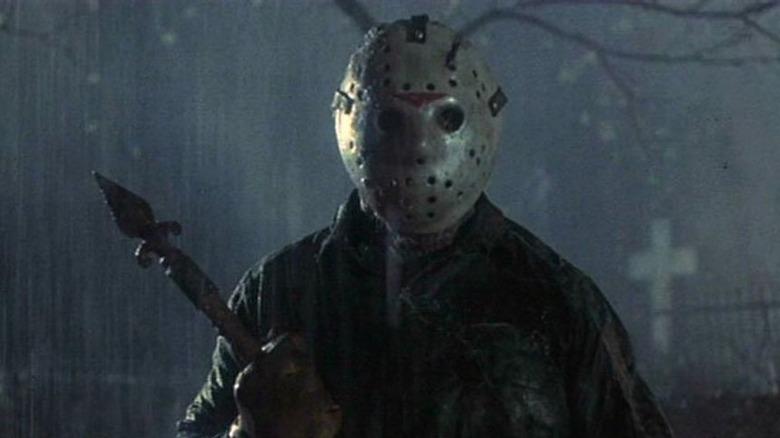 Jason Voorhees in mask