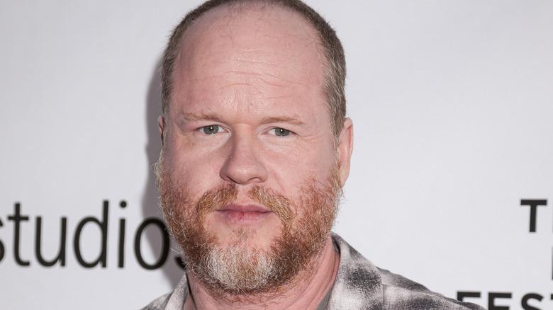 Joss Whedon red carpet