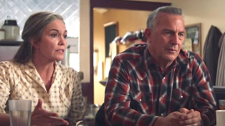 Kevin Costner and Diane Lane star in Let Him Go