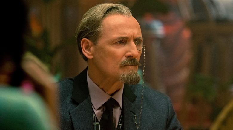 Colm Feore as Sir Reginald Hargreeves in The Umbrella Academy