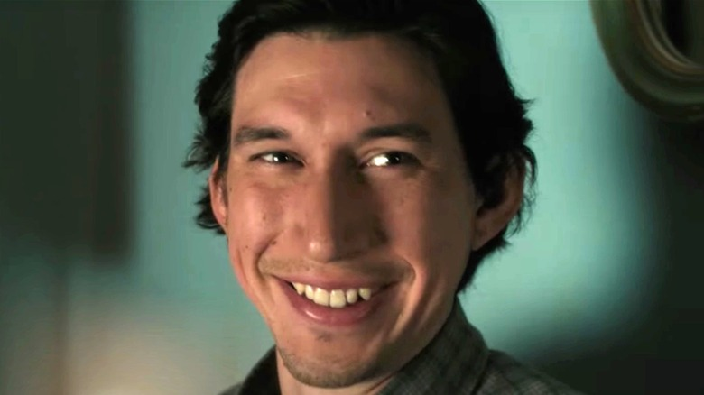 Driver as the titular character in Paterson