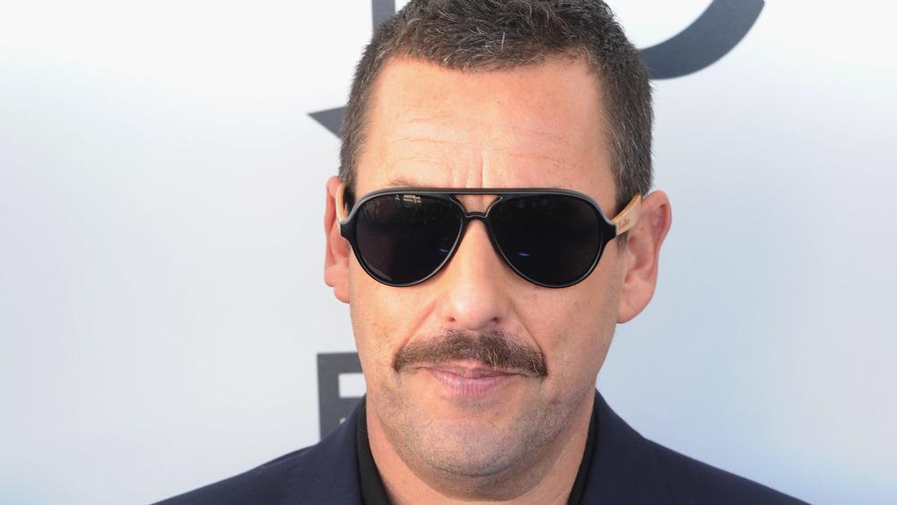Adam Sandler with sunglasses