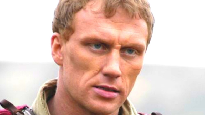 Kevin McKidd as Lucius Vorenus on HBO's Rome