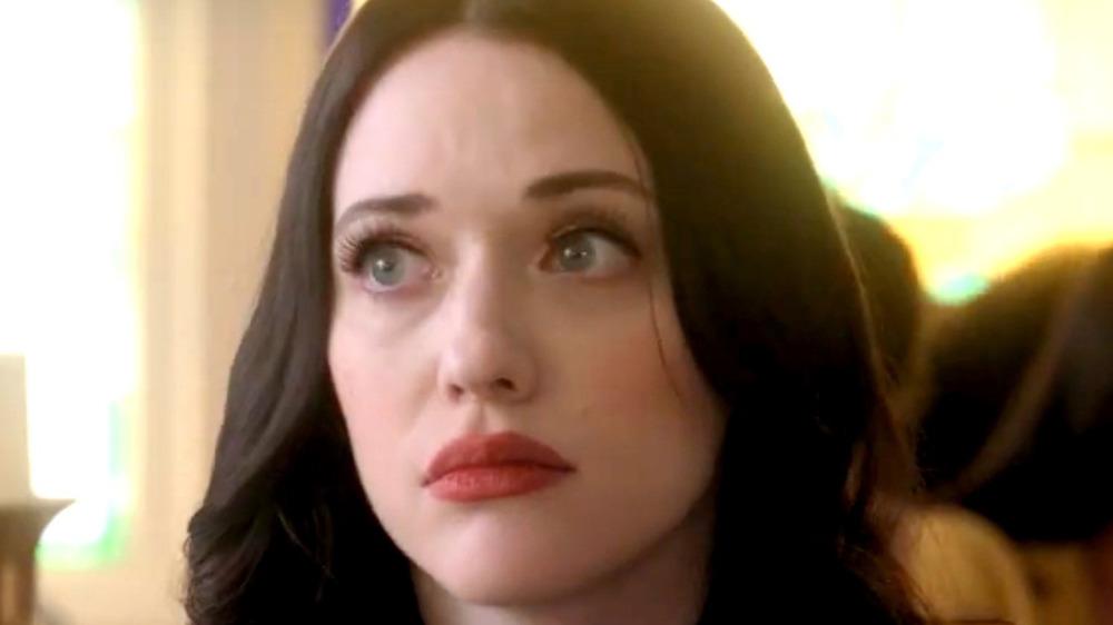 Kat Dennings as Jules Wiley in Dollface