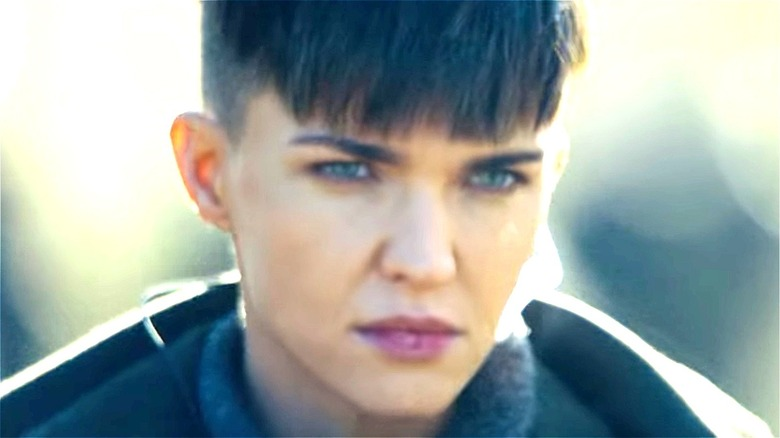 Ruby Rose in SAS: Rise of the Black Swan