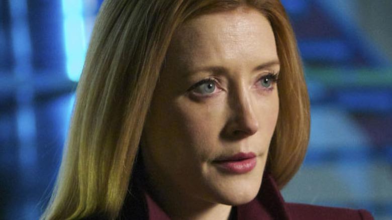 Jennifer Finnigan as Grace Barrows in Salvation