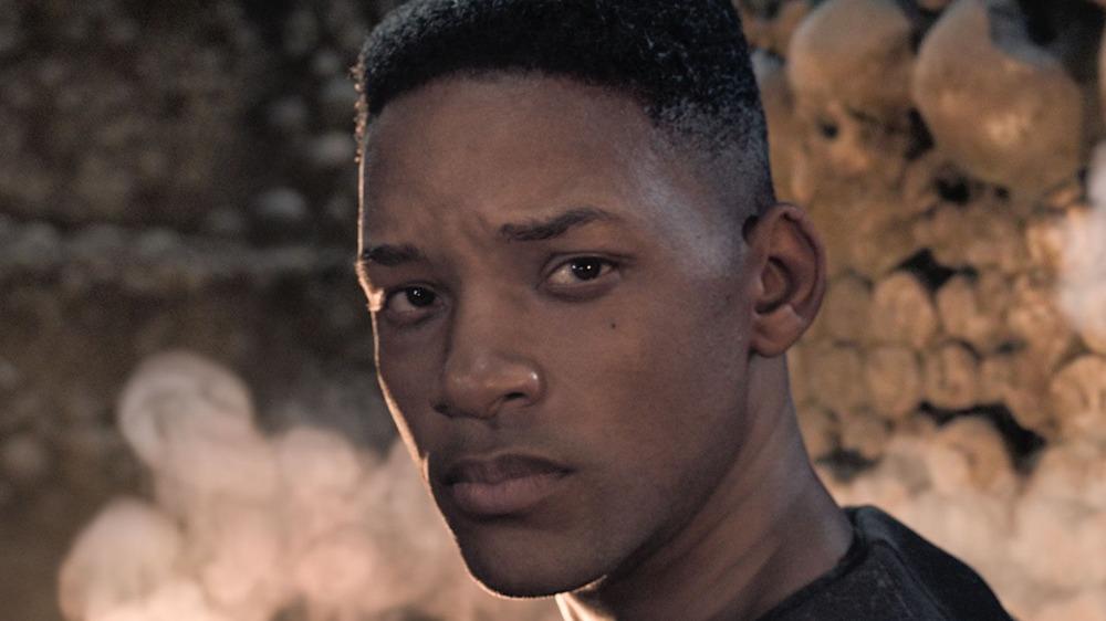 Young Will Smith in Gemini Man