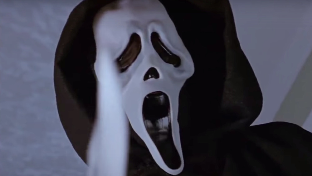 Scream killer stabbing
