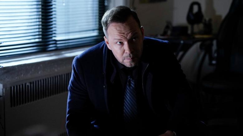 Donnie Wahlberg as Danny Regan on Blue Bloods