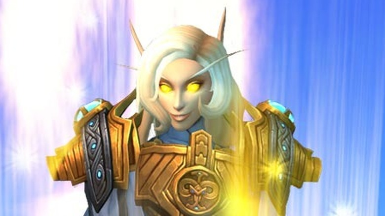 World of Warcraft Character Boost