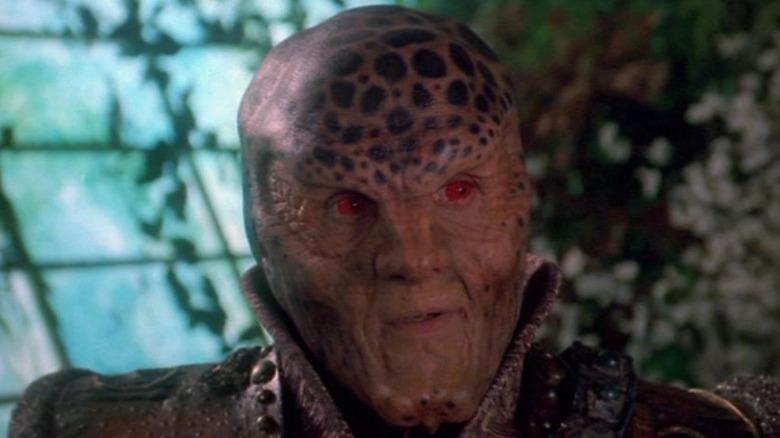 Andreas Katsulas as G'Kar on Babylon 5.