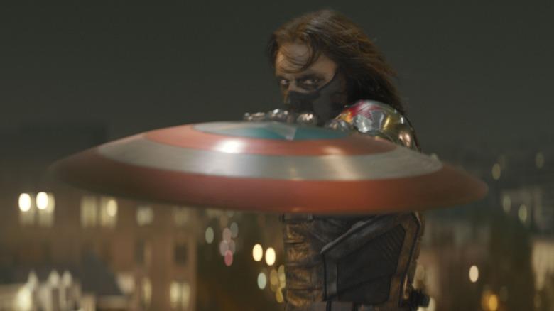 Sebastian Stan as Bucky Barnes/The Winter Soldier