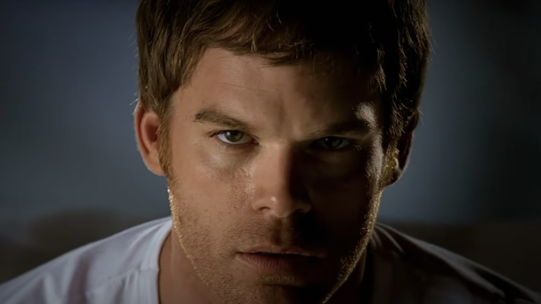Michael C. Hall on Dexter intro