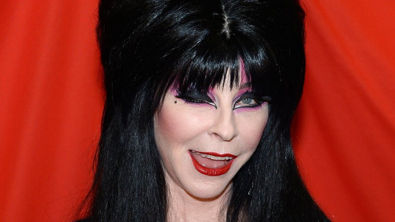 Elvira/Cassandra Peterson