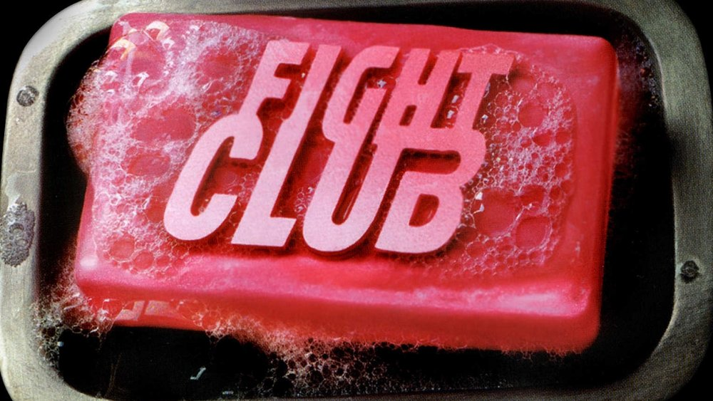 The iconic soap from Fight Club