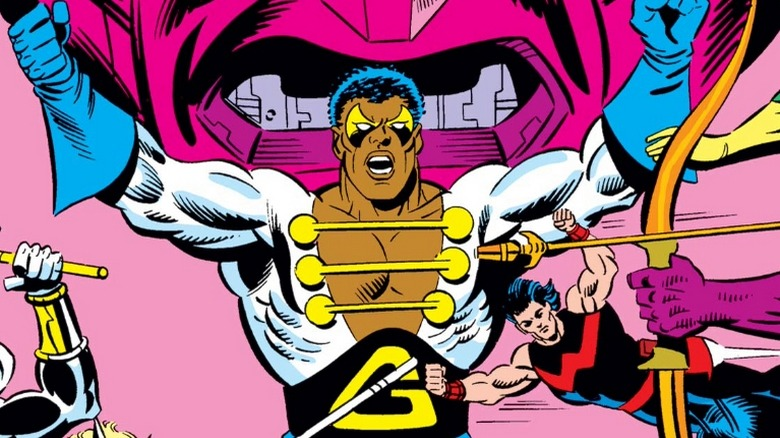 Marvel Universe Bill Foster Goliath