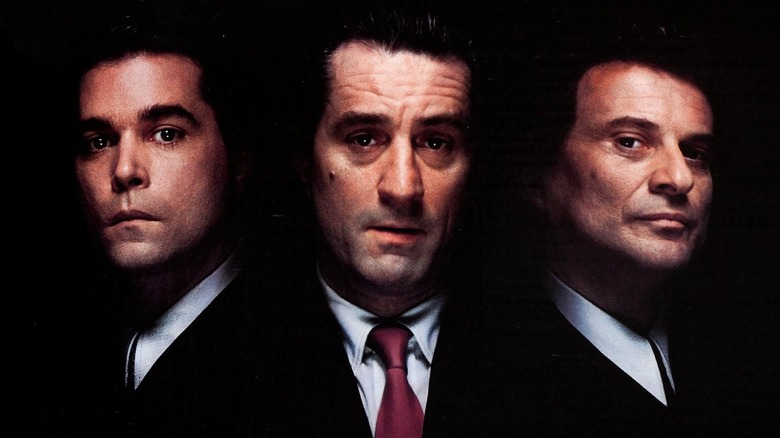 The cast of Goodfellas