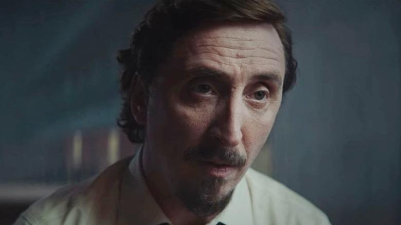 Ivan Massague as Goreng in the Platform