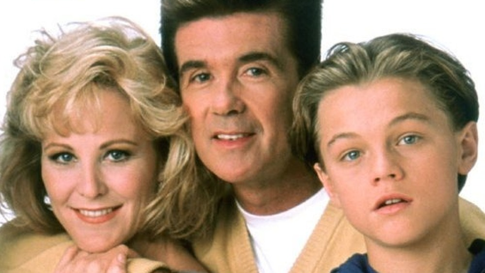 Growing Pains cast smiling