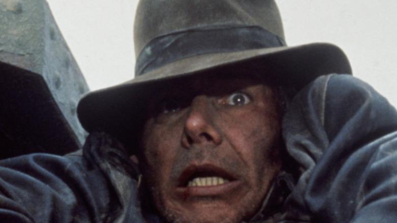 Unhappy Indiana Jones