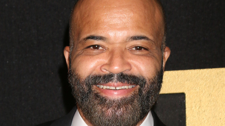 Jeffrey Wright at the premiere for Westworld