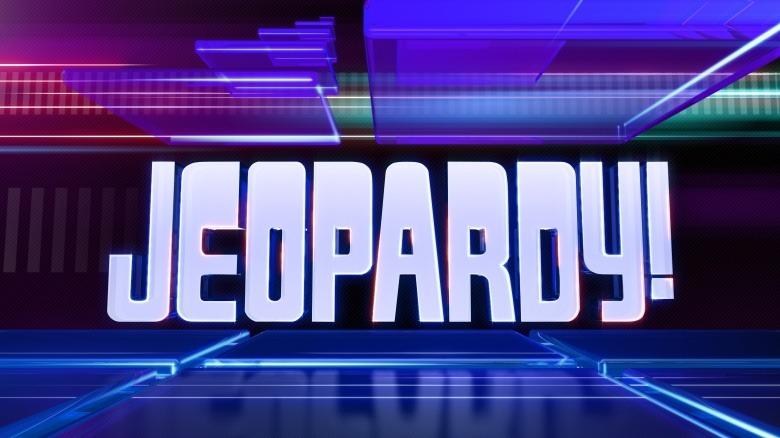 Jeopardy title screen