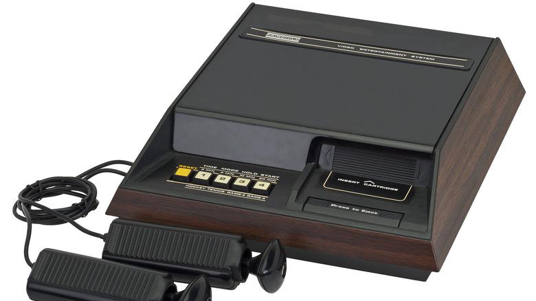 Fairchild Channel F cartridge system