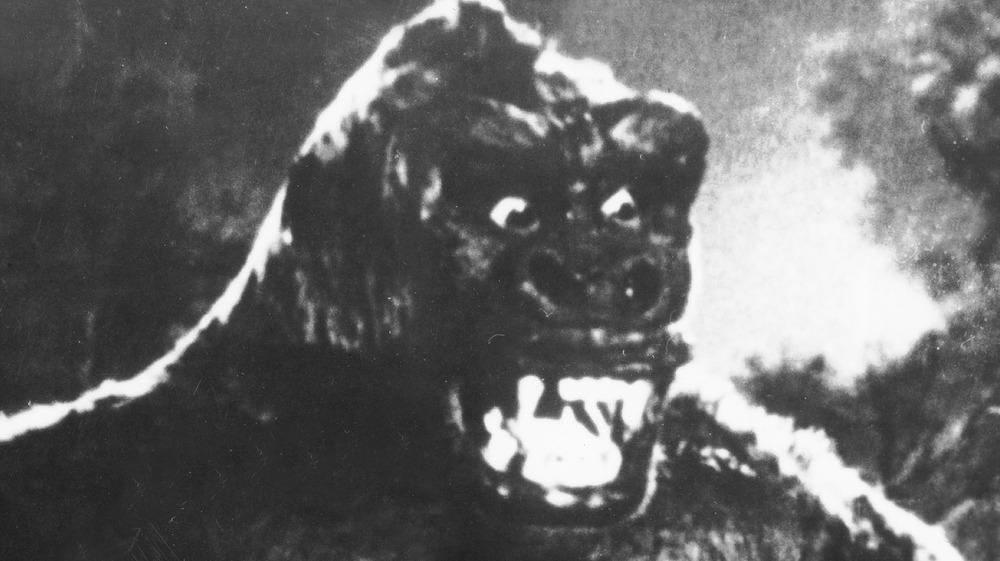 Close-up on King Kong
