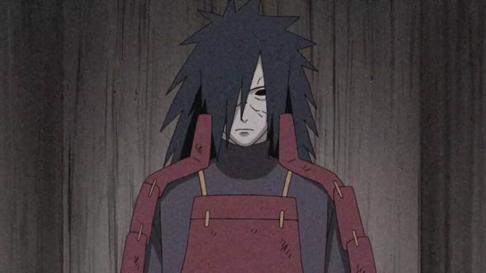 Madara Uchiha from Naruto
