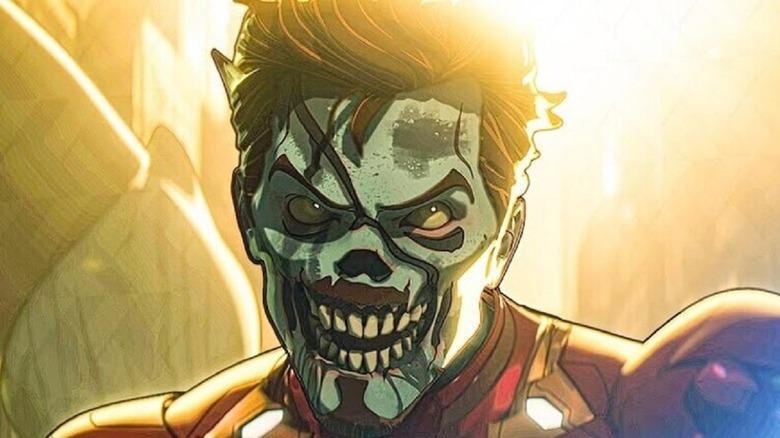 Iron Zombie