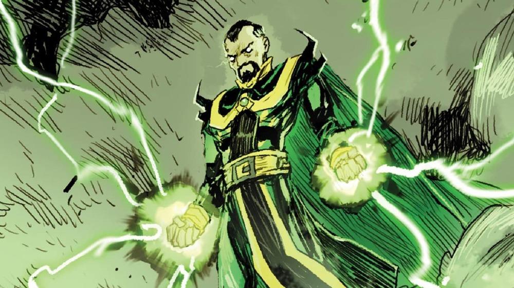 Doctor Strange's loyal opposition