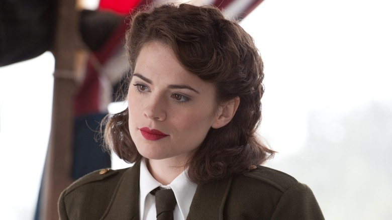 Peggy Carter reveals that she had no expectations. Instead, it was all based on the character's fandom that made her way to the screen of Agent Carter.