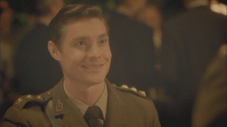 The death of Peggy's brother Michael motivates her to become a field agent. Michael is an unsung hero in MCU, without whom we would not have met Captain Carter.