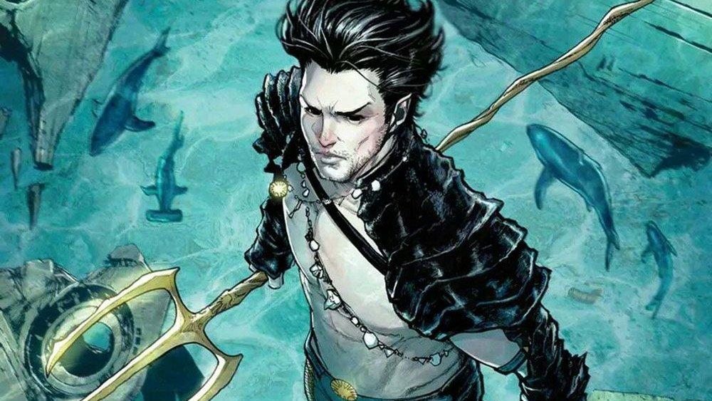 Namor underwater