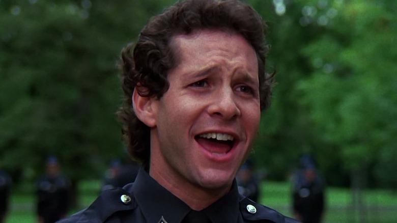 Steve Guttenberg in Police Academy