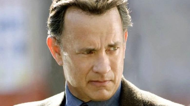 Robert Langdon played by Tom Hanks