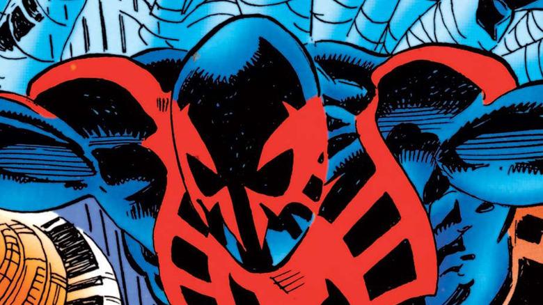 Spider-Man 2099 in Nueva York